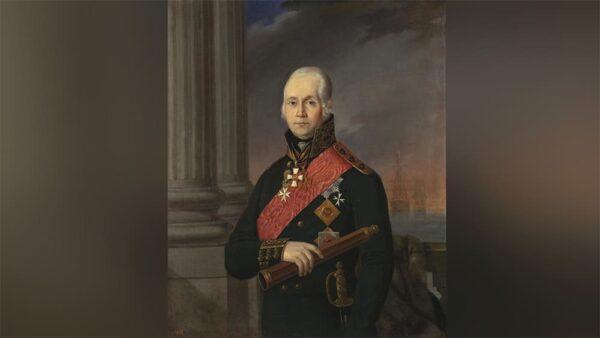 Памятник адмиралу Ушакову появится в 2021 году в центре Петербурга